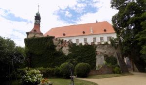 the Náměšť nad Oslavou castle