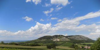 Along the ridge of Pálava Hills (FROM 25,-EUR PER PERSON)