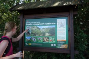 Information board to Turold