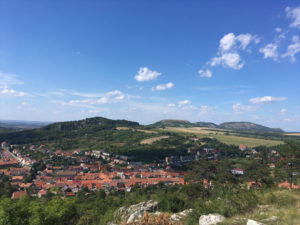 mikulov and vineyards