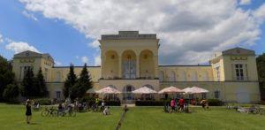 the Border chateau