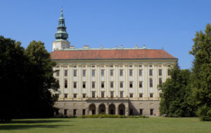 the Archbishop`s Palace