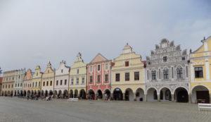 the Zachariáš of Hradec square