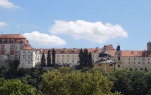 Vranov nad Dyji castle