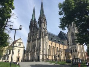 St Wenceslas cathedral