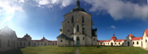 Pilgrimage church St John of Nepomuk