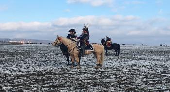 Trip to Austerlitz Battlefield